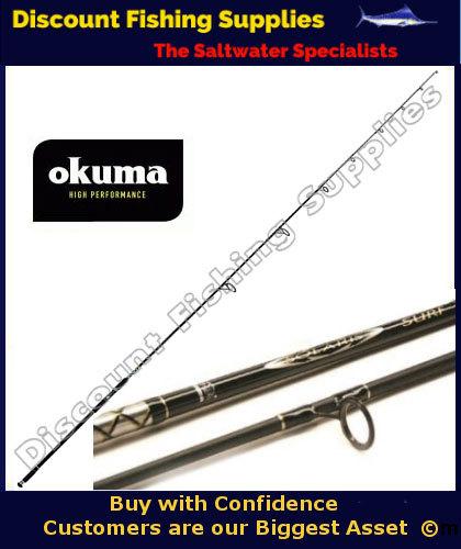 Okuma solaris surf rod 13 39 6 okuma rods solaris rod for Wholesale fishing tackle suppliers