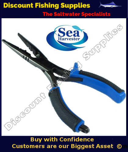 Sea Harvester Long Nose Split Ring Pliers Fishing Tools Pliers