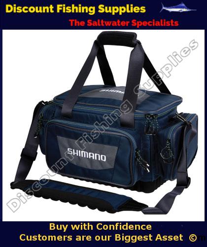 Shimano tackle bag medium tackle bag gear bag for Cheap fishing supplies