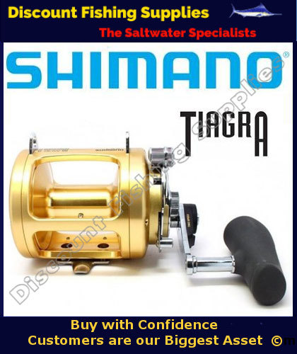 Shimano tiagra 30 wlrsa reel shimano discount fishing for Wholesale fishing tackle suppliers and manufacturers