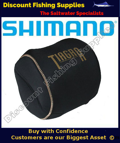 Shimano tiagra reel cover ti 130w tiagra reel cover for Wholesale fishing tackle outlet