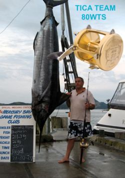 TICA GAME REELS CATCH BIG FISH