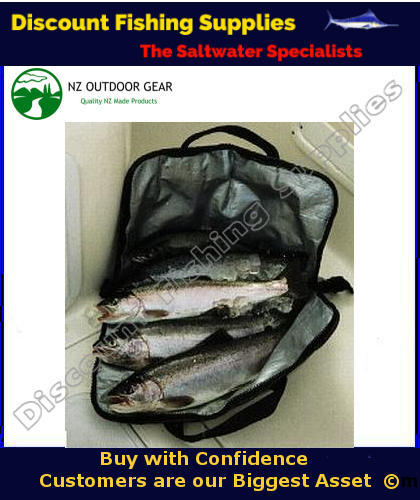 Trout cooly fish cooly trout cooler fish cooler bag for Wholesale fishing tackle outlet