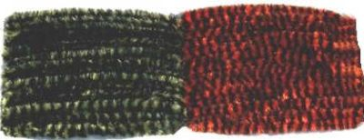 VARIEGATED CHENILLE