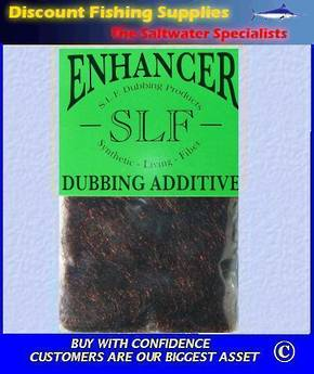 SLF Enhancer Dubbing - Brown