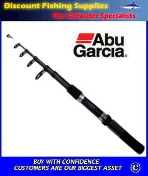 Abu Garcia Telescopic 10ft Spin Rod