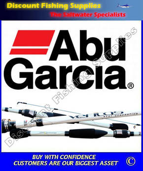 "Abu Garcia Veritas Nano Tech 14'6"" Surf Rod - 3pc Low Rider Guides"