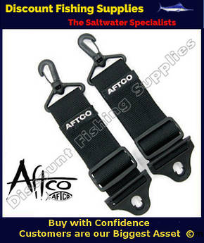 AFTCO Adjustable Drop Straps