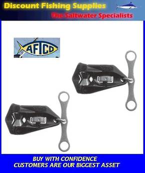 Aftco Roller Troller Outrigger Clips X 2