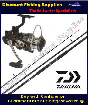 Daiwa Windcast Laguna 13' 3pc Surf Combo