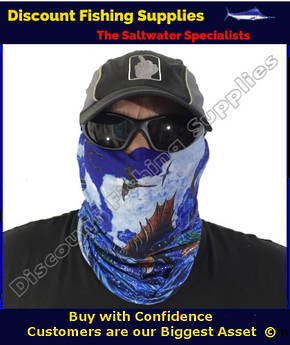 Face Shield - Marlin