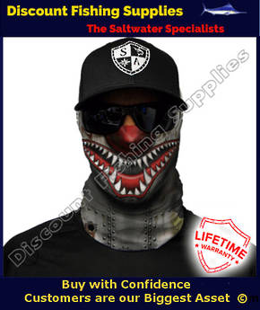 Face Shield - Tiger Shark