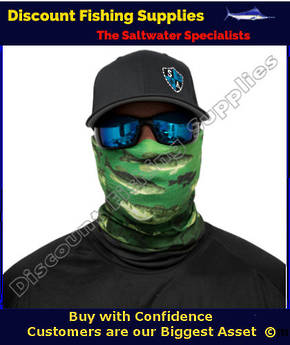 Face Shield - Freshwater