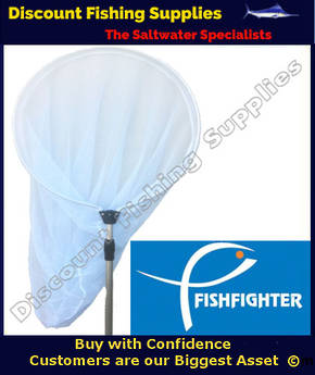 Fishfighter Telescopic Whitebait Scoopnet 600mm