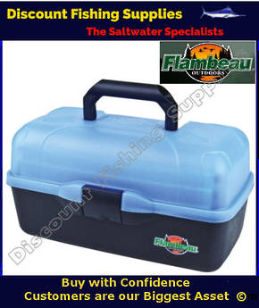 Flambeau tackle boxes fishing gear discount fishing for Wholesale fishing tackle suppliers