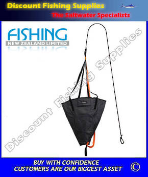 FNZ Floating Sea Anchor - Small (Kayak or Small Boat)