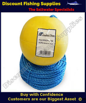 Rope And Compressed Foam Float Pack 30M