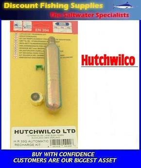 Recharge Kit for Auto HW L/Jacket (100N)