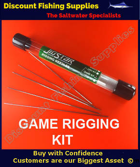 Jigstar Rigging Needles Game Kit - 5 Needles