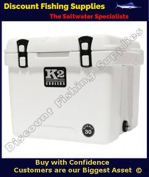 K2 Chilly Bin 30ltre Cooler Box