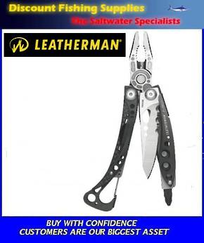 Leatherman Skeletool CX Multi Tool