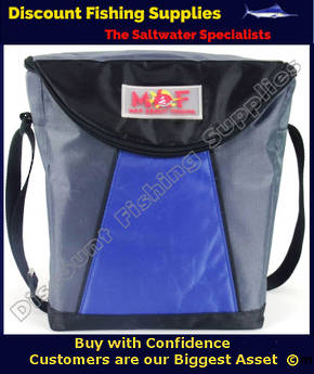 Mad About Fishing Cooler Bag - 12can