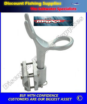 Menace Side/Rail Mount Rod Holder