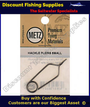 METZ Hackle Pliers- Small