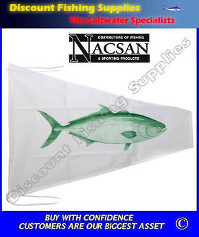 Nacsan Catch Flag - Kingfish
