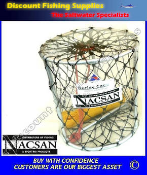 Nacsan Berley Cage Large WITH 30m Rope