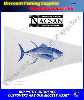 Nacsan Catch Flag - Tuna