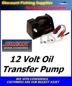 Oil Changer 12volt PUMP