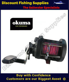 WARRANTY Okuma Custom Spin Fishing Reel CSP-65 BRAND NEW