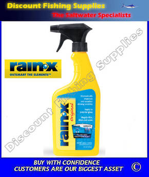 Rain-X Original Glass Treatment - 500ml Rain Repellent