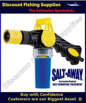 SALT-ATTACK MULTI FUNCTION ENGINE FLUSH & SPRAY GUN