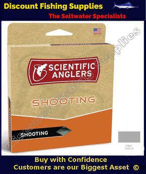 Scientific Anglers Shooting Taper Type IV - ST-9-S