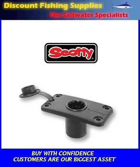 Scotty FLUSH DECK MOUNT 244