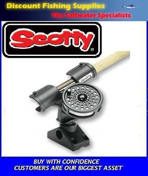 Scotty Fly Rod Holder - No 265