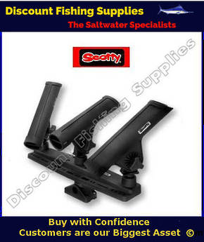 Scotty SD261 TRIPLE ROD HOLDER 350