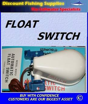 Bilge Pump Float Switch