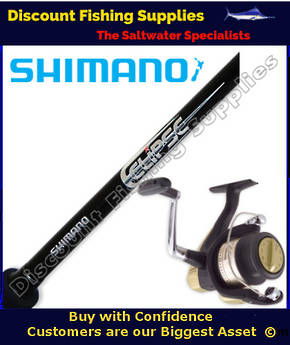Shimano Hyperloop 4000 - Eclipse Spin Combo 6ft 4-8kg