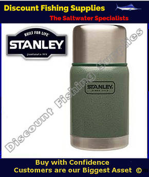 Stanley Adventure 0.7lt Foodjar Green (LIFETIME WARRANTY)