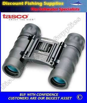 Tasco Binoculars - Essentials - 8 X 21