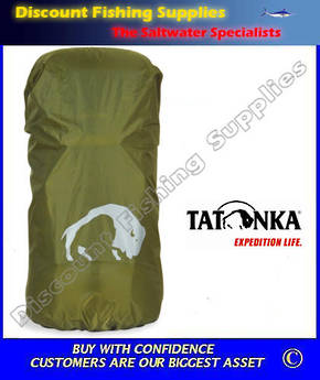 Tatonka Pack Rain Cover XL Green