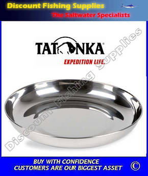 Tatonka Stainless Steel Plate