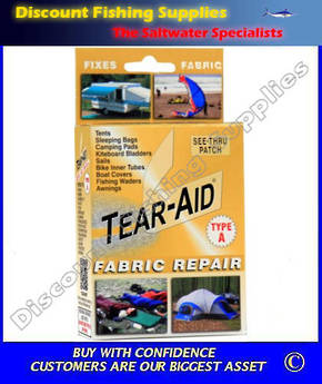 Tear Aid Fabric Repair Kit