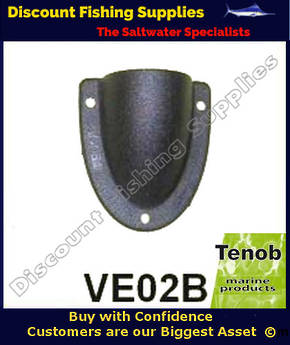 Tenob 60mm Black Nylon Vent
