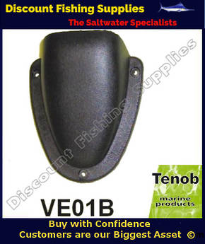 Tenob 95mm Black Nylon Vent