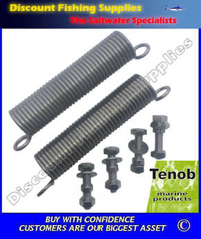 Tenob Large Spring Set for Outboard Bracket