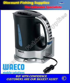 Waeco Car Kettle de Luxe - MCK-750-12